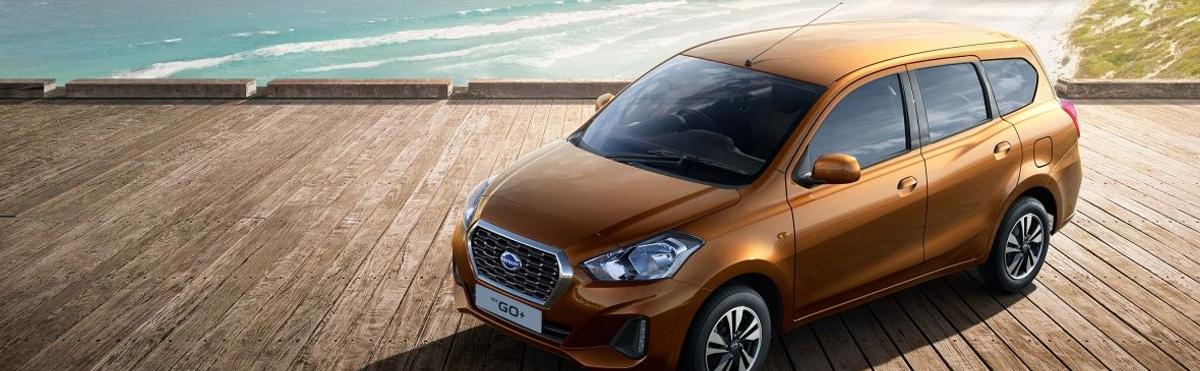 Nissan Datsun Go Plus Nissan Dealer In Dehradun
